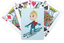 Toys & Games collection / My playing cards, dart boards and puzzle designs available on Zazzle