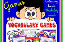 STEP BY STEP - VOCABULARY FUN GAMES