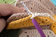 Runners crochet