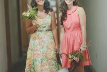 Special friends dress ideas ('bridesmaids')