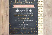 Zaproszenia | Invitations