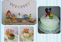 Gonçalo's Birthday Parties