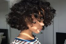 short curlies