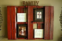 Pallet projects / by Tiffany Harvey