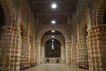 Architecture Haut-Moyen-Age ( Ve au Xe siècle)