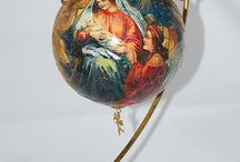 Christmas decor! / Christmas souvenir ball. Anna Aleskovskaya-Handmade/