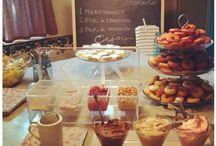 Wedding LOVES- Desserts / by Alysse Sweeney