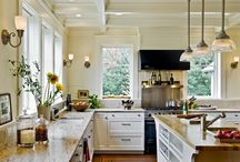 Kitchen Inspiration / by Carly Head