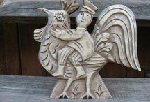 ceramika-inspiracje-dom i ogród, zwierzęta