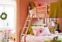 Kid's Room / by Amy Ruddick-Green