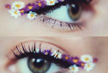 Hippie Makeup 70S