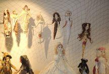My art dolls - Moje autorské umělecké panenky