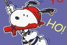 Snoopy-rrific / by Ev E