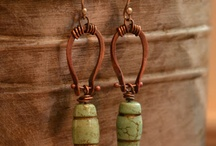 Earrings that make me want more Earrings! / by Mary Perez