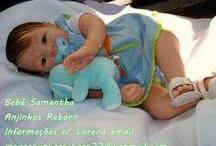 Replica de bebês de  verdade  / Vendo bonecas que  parecem  bebes de  verdade  desconto  pra  cliente  que  informar  que  teve  informações  com  lorena  email  meusanjinhosreborn23@hotmail.com