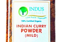 Indus Organics Seasoning Mix / 100% Organic Herbs, Spices and Seeds