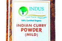 Indus Organics Seasoning Mix / 100% Organic Herbs, Spices and Seeds