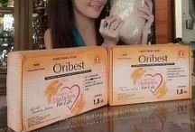 Celebrities with Oribest