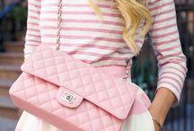 Bolsos Chanel, Gucci, Prada, YSL y otros.