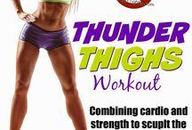 Thigh & Leg Workouts
