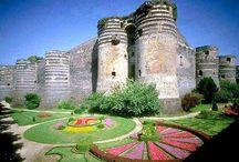 Monuments et jardins