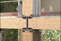 Conexiones estructurales en madera