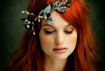 Upon My Crown / Tiaras, Crowns, amazing Hats, and other lavish adornments to sit upon my head. / by Gypsy Thread ~ Carey