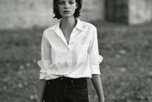 Les basiques du chic : la chemise blanche / ...