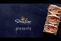 Easy Meals with Stonefire Authentic Flatbreads