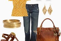 Fashion / by Michaela Rogers