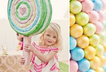 Birthday Party Ideas / by Kristen Constable