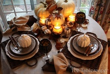 tablescapes / by Winona Brewer