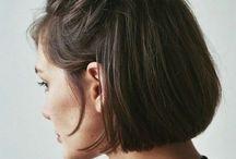 Cabelos|Coque samurai|Half Bun|Hairstyle