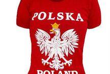 Polish inspired clothing