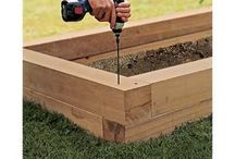 Backyard projects / by Jenny Brown