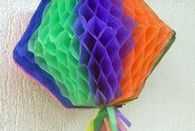 balão junino