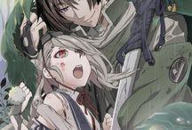 Character: Akume & Ryoko