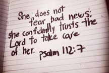 Bible scriptures to strengthen you / Verses
