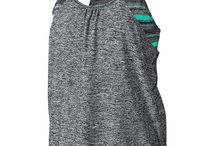 Fitness Clothes Wishlist.