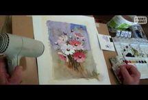 Akvarell...