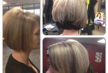 Hair By Stephanie / Hair styles I have created