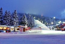 Bansko,Bulgaria / Bansko, the jewel of a resort town offers a lively mix of hotels, chalets and restaurants set around a once-traditional village paved with quant cobblestone streets.https://e-globaltravel.com/bansko/
