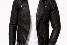 MEN'S LEATHER FASHION / Latest And Best Selling Leather Garments For Men