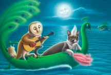 Storybook illustrations / Art created for storybooks