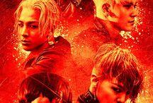 K-Pop, EXO, GOT7, Lu Han / EXO, GOT7, BTS, Sehun, Suho, Kai, Baekhyun, Lu Han