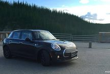 Evolution can be a powerful thing. With an award-winning TwinPower Turbo engine, the MINI Hardtop 4 Door is powerful, indeed. - photo from miniusa