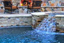 Landscaping, garden ponds and swimming pools