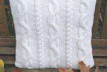 Knit pillow patterns