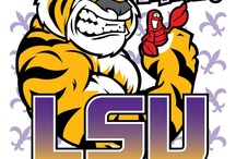 LSU / by Cooper Knecht