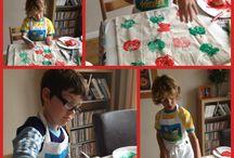 DIY Baby/Toddler/Kids' Stuff / DIY, arts & crafts kid/baby/toddler stuff
